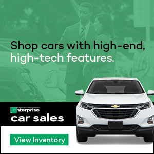 Shop cars with high-end, high-tech features. Enterprise Car Sales - View Inventory